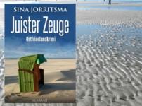 """Buchvorstellung """"Juister Zeuge"""" von Sina Jorritsma"""
