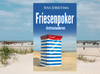 """Aktionsbeitrag zum Werk """"Friesenpoker"""" von Sina Jorritsma: Autoreninterview"""