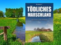 """Buchvorstellung """"Tödliches Marschland"""" von Elke Nansen"""