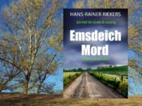 """Buchvorstellung """"Emsdeichmord"""" von Hans-Rainer Riekers"""