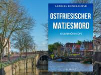 """Buchvorstellung von """"Ostfriesischer Matjesmord"""" von Andreas Kriminalinski"""
