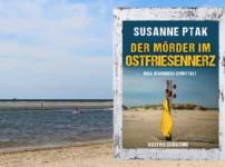 """Buchvorstellung """"Der Mörder im Ostfriesennerz"""" von Susanne Ptak"""