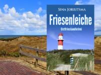 """Buchvorstellung """"Friesenleiche"""" von Sina Jorritsma"""