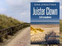 """Buchvorstellung """"Juister Clown"""" von Sina Jorritsma"""