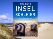 """Buchvorstellung """"Inselschleier"""" von Rita Roth"""