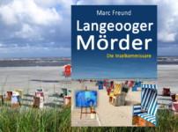 """Buchvorstellung """"Langeooger Mörder"""" von Marc Freund"""