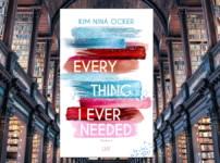 """""""Everything i ever needed"""" bietet uns fesselnde, berührende und abwechslungsreiche Unterhaltung !!"""