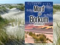 """Buchvorstellung """"Mord auf Borkum"""" von Susanne Ptak im Klarant Verlag"""