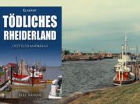 """""""Tödliches Rheiderland"""" hat mir eine sehr spannende Lesezeit bereitet !!"""