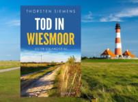 """Buchvorstellung """"Tod in Wiesmoor"""" von Thorsten Siemens"""